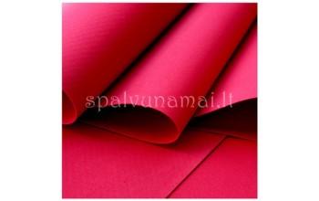 "EVA guma gėlėms ""Foamiran Red 0,5mm"", 30x35cm"