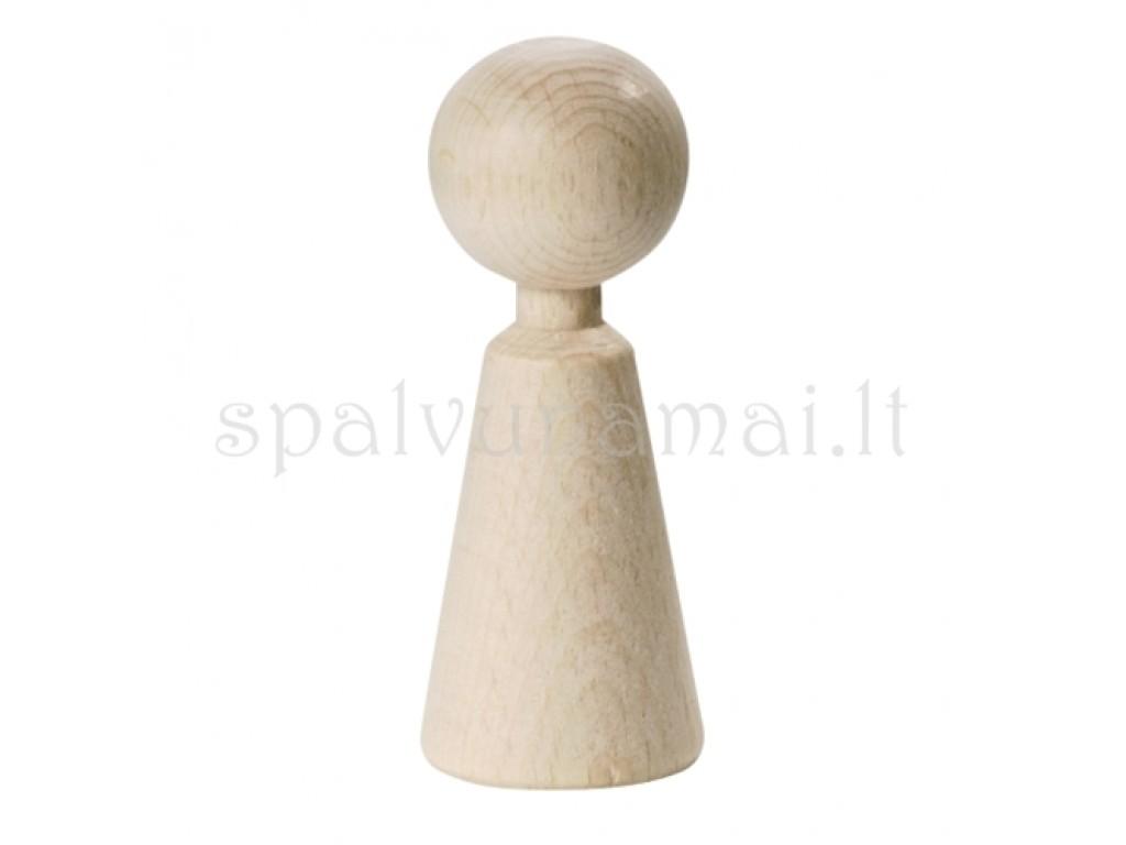 Medinė figūrėlė, 70mm