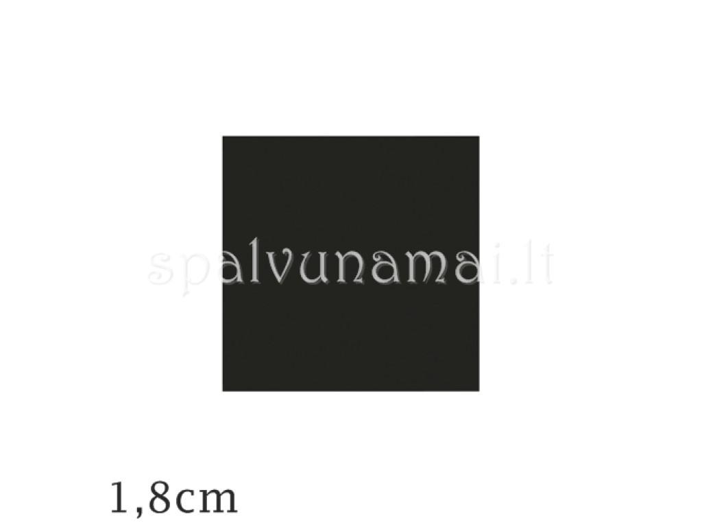 """Dek. skylamušis """"Square 1.8cm"""""""