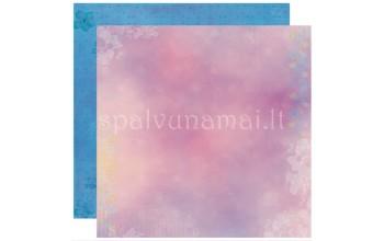 """Raštuotas popierius """"Lavender Morning 04"""""""