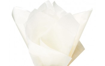 """Tissue šilko popierius """"Baltas / White F140"""", 25vnt."""