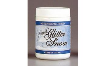 """Pasta sniego imitacijai """"Glitter Snow"""""""