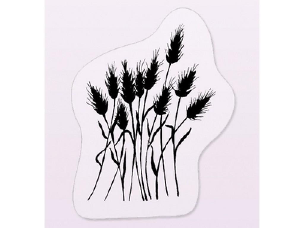 """Akriliniai antspaudukai """"Grass In Bloom"""""""